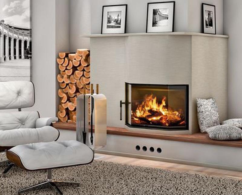 der ofenstadl heizkassetten f r offene kamine. Black Bedroom Furniture Sets. Home Design Ideas